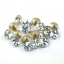 2084-Swarovski Elements 1088 Crystal Moonlight F PP 18 2.5mm