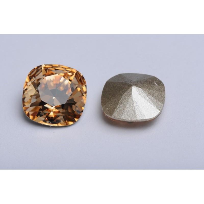 2090-Swarovski Elements 1088 Sapphire Foiled PP 18 2.5mm-1 buc