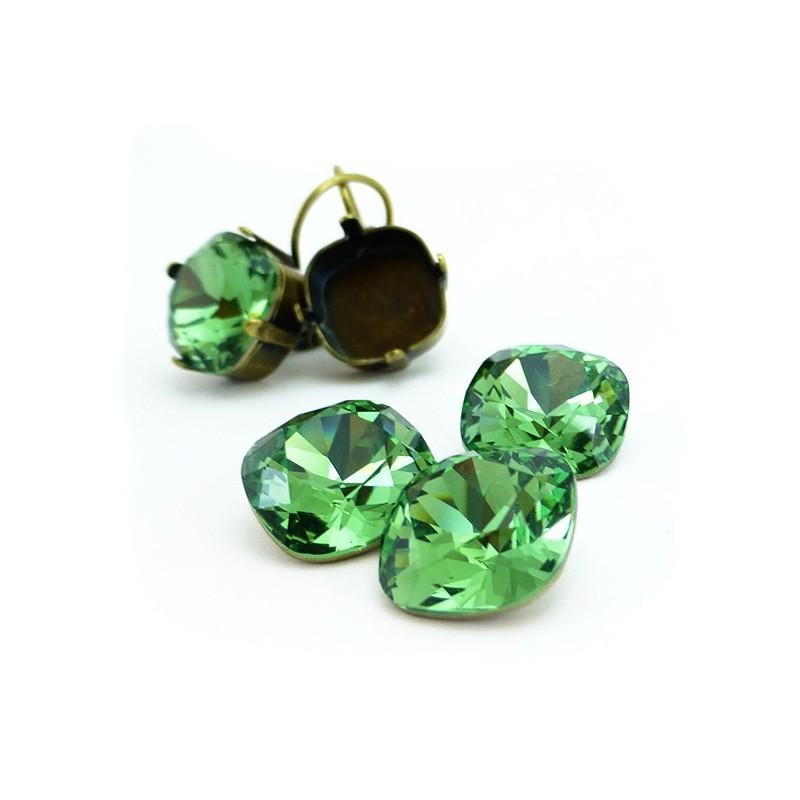 2092-Swarovski Elements 1088 Crystal Silver Night F PP 18 2.5mm
