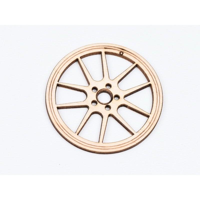 G0320-Tija cercei Argint 925 9MM-1buc