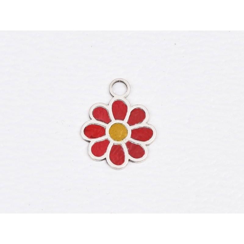 G0899-Charm Busola argint 925 19MM-1 buc