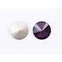 G0271-Baza inel reglabil pentru Swarovsli rivoli cu bordura 1122 12MM-1buc