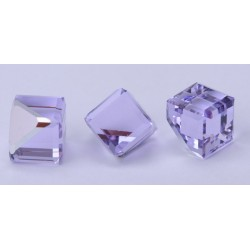 P1317-SWAROVSKI ELEMENTS 4841 Violet Comet Arg. Light VZ 6mm