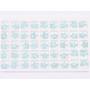 P2959-Swarovski Elements 1088 Crystal Black Patina SS29 6mm