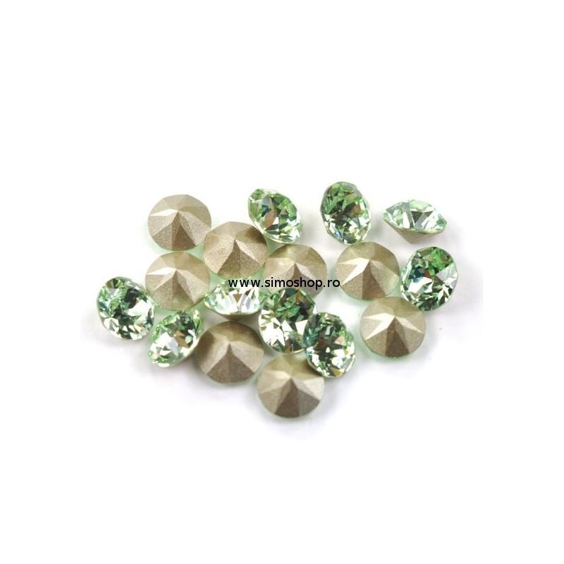 2138-SWAROVSKI ELEMENTS 5328 Dark Indigo 4mm-1buc