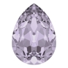 P3410-Swarovski Elements 4320 Smoky Mauve Foiled 14x10mm 1 buc