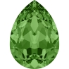 P3411-Swarovski Elements 4320 Fern Green 14x10mm 1 buc