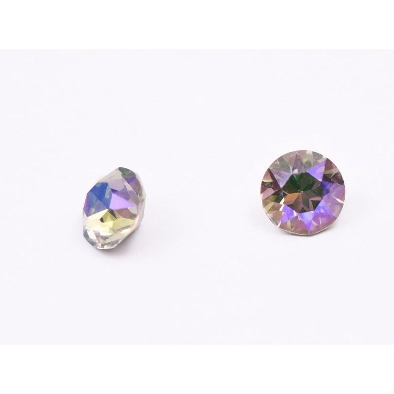 P3417-Swarovski Elements 4320 Denim Blue 10x7MM 1 buc