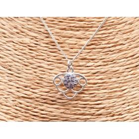 G1843-Link Argint 925 crenguta 16MM-1buc