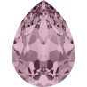 P3430-Swarovski Elements 4320 Antique Pink 14x10MM 1 buc