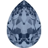 P3432-Swarovski Elements 4320 Denim Blue 14x10MM 1 buc