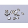 P3435-Swarovski Elements 4320 Crystal Moonlight Foiled 14X10mm