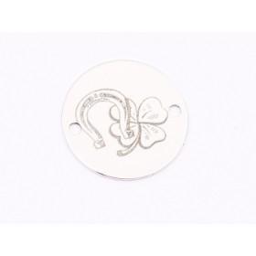 P3437-Swarovski Elements 4320 Yellow Opal Foiled 14x10mm-1buc