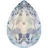 P3438-Swarovski Elements 4320 White Opal 14x10MM 1 buc