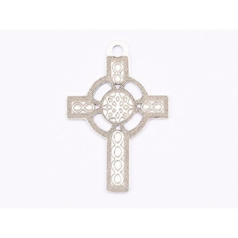 P3439-Swarovski Elements 4320 Crystal White Patina Foiled 14x10MM-1buc