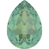 P3448-Swarovski Elements 4320 Pacific Opal Foiled 14x10MM-1buc