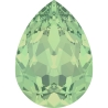 P3450-Swarovski Elements 4320 Chrysolite Opal Foiled 14x10MM-1buc