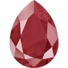P3453-Swarovski Elements 4320 Crystal Royal Red Unfoiled 14x10MM-1buc