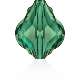 P3456-Swarovski Elements 5058 Emerald 10MM-1buc
