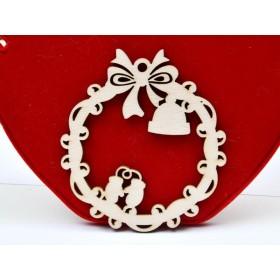 Cercei Light Rose cu Ceralun Swarovski Xirius 1088 Crystal si perle