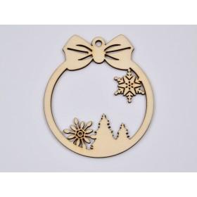 Cercei xirius scurti 13mm cu Ceralun si cristale Swarovski si perle div dimensiuni