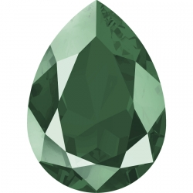 P3453-Swarovski Elements 4320 Crystal Royal Red Unfoiled 14x10MM-1buc