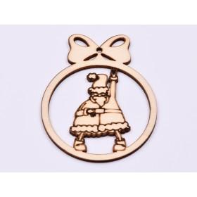 D095-Suport pentru bijuterii alb 11x8.50cm-1 buc