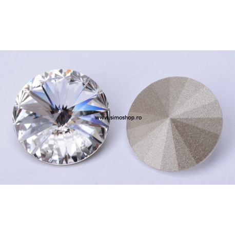 0139-SWAROVSKI ELEMENTS 1122 Crystal Foiled SS29-6mm 1 buc