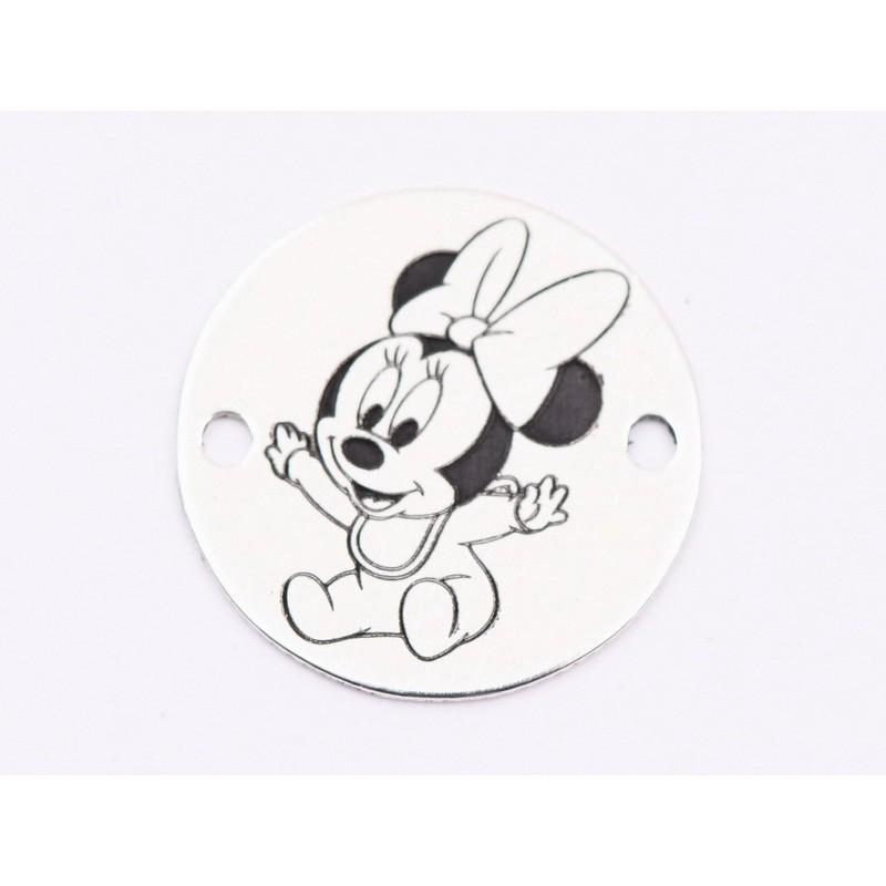 G1774-Pandantiv argint 925 stea 10mm 1 buc
