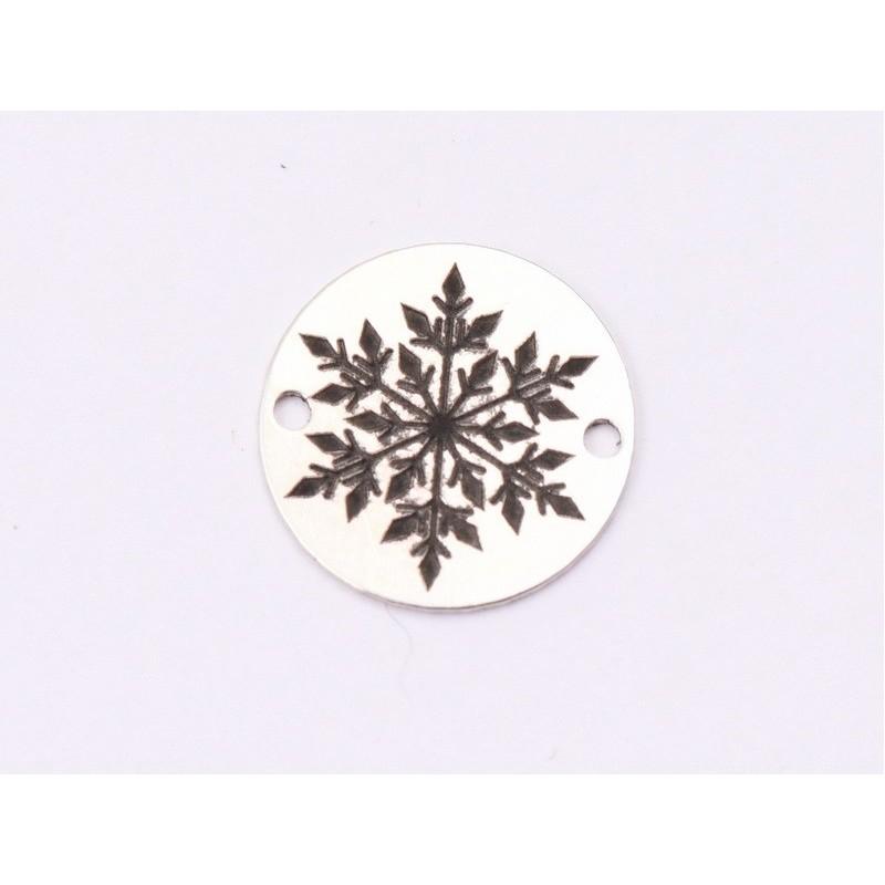 G1839-Tortita deschisa inima pentru ceralun 28mm bordura de 3mm