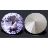 0376-SWAROVSKI ELEMENTS 1122 Violet Foiled SS39 8mm-1buc