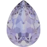 P3475-Swarovski Elements 4320 Provence Lavander  Foiled 14x10mm 1 buc
