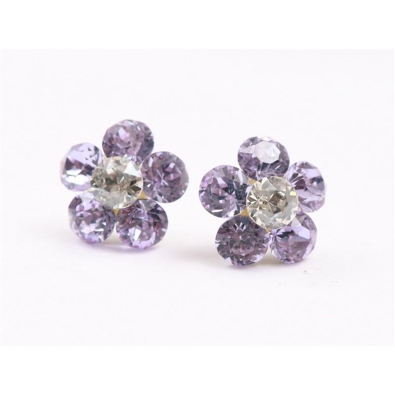 G1887-Tije cercei inimia Argint 925 10mm-Pereche