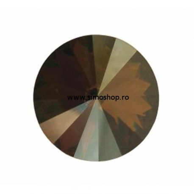 P1368-SWAROVSKI ELEMENTS 1122 Crystal Bronze Shade 18mm 4SALE