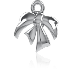 P3483-Metal Bow 58M001 10MM Gold-1buc