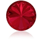 P3514-Swarovski Elements 1122 Scarlet Foiled 12MM-1buc