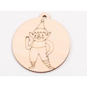 P3516-Swarovski Element 4775 Eye 18MM-1buc