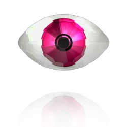 P3516-Swarovski Element 4775 Eye 18MM-1buc