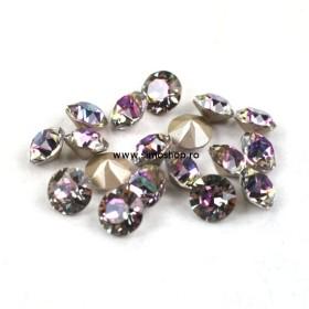 P1385-Swarovski Elements 6010 Provence Lavender Crysolite 11mm