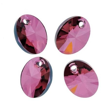 P1394-Swarovski Elements 6028 Crystal Lilac Shadow 18mm 1 buc