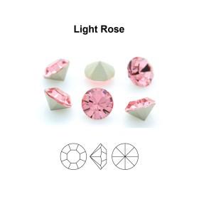 P3498-Swarovski Elements 6228 Erinite Shimmer 14mm