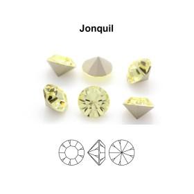 P3490-Swarovski Elements 6228 Erinite Shimmer 10mm