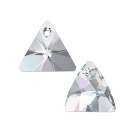 P1437-Swarovski Elements 6628 Crystal Aurore Boreale 12mm