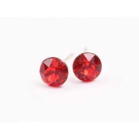 0289-SWAROVSKI ELEMENTS 2078 Crystal Volcano S-Foiled Hotfix SS16-1buc