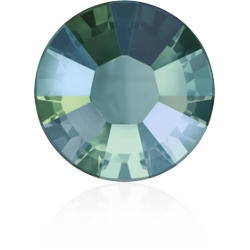 0396-SWAROVSKI ELEMENTS 2038 Black Diamond  Shimmer S-Foiled Hotfix SS6-1buc