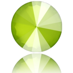 P3632-SWAROVSKI ELEMENTS 1122 Lime Unfoiled 14MM-1buc