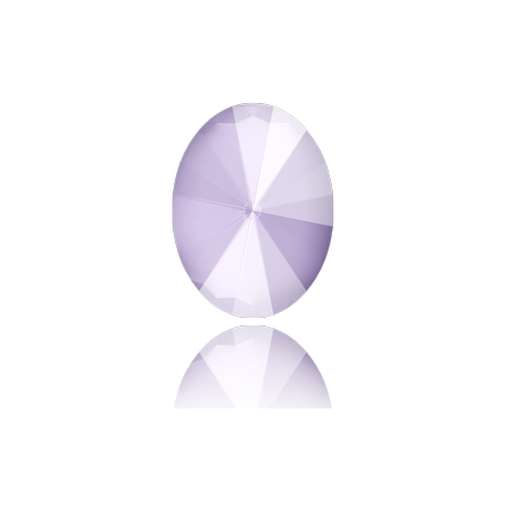 P3639-SWAROVKI ELEMENTS 4122 Crystal Lilac Unfoiled 18x13.50MM