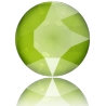 P3650-SWAROVSKI ELEMENTS 1088 Crystal Lime Unfoiled  SS39 8MM 1buc