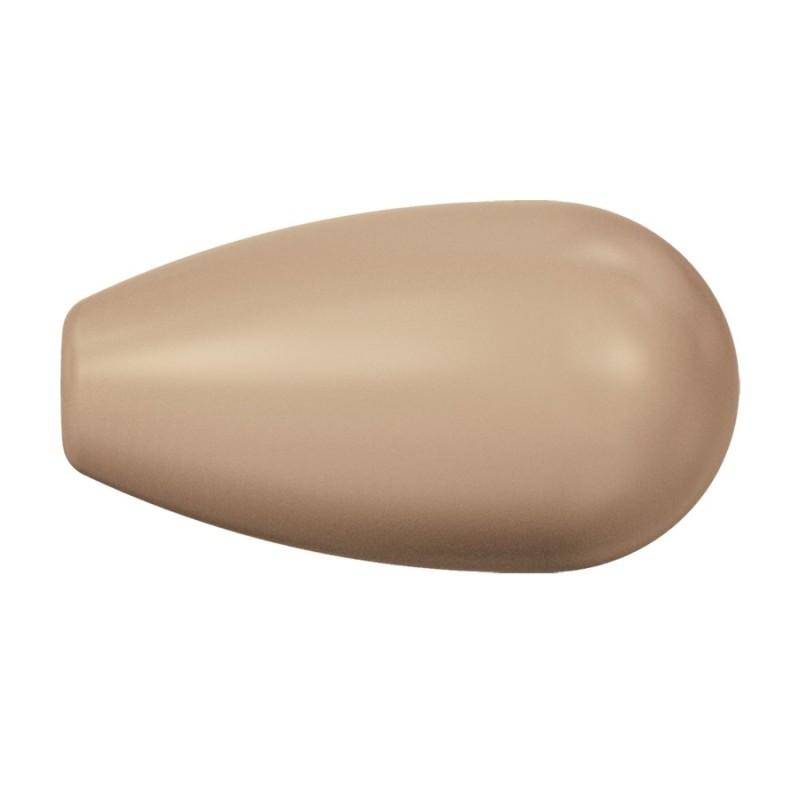 P1520-SWAROVSKI ELEMENTS 4745 Crystal Silver Night Foiled 10mm