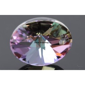 P1560-Swarovski Elements 6028 Crystal Vitrail Light P 10mm 1 buc